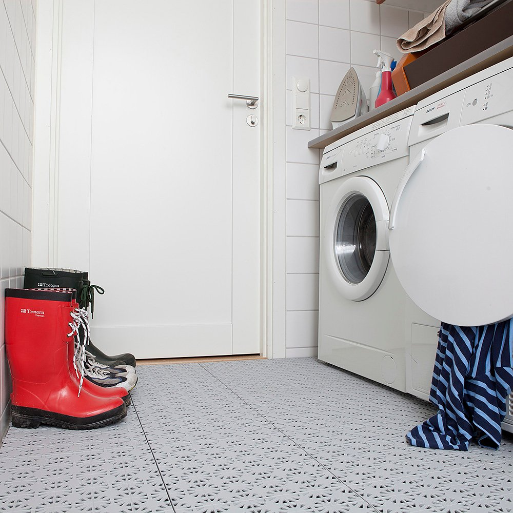 Fixa tvättstugan