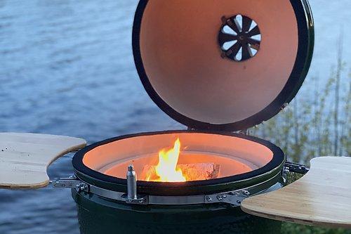 Säkra din året runt grillning!