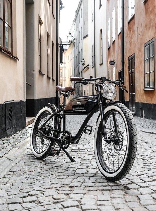 Coolaste el-cyklarna!