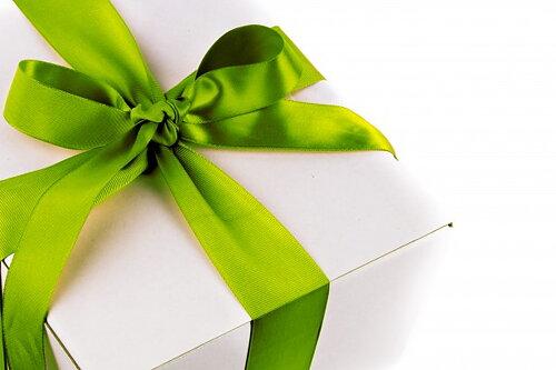 På jakt efter en present?
