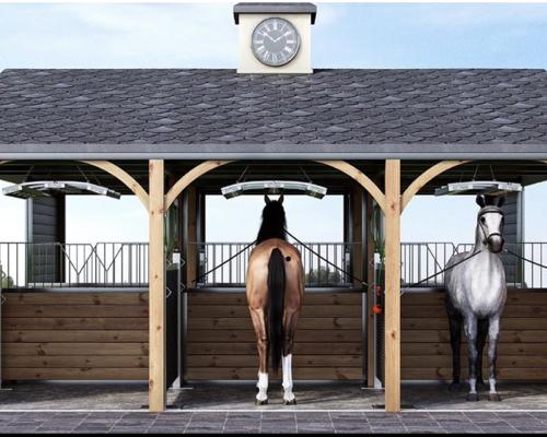 Unna din häst ett solarium
