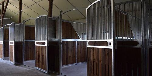 Om hästen får välja Spännande utbud av stallinredning