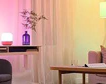 Skapa egna ljuscenarier Lys upp höstmörkret Smart Belysning från Wiz