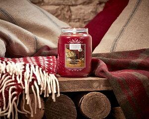 Julens dofter från Yankee Candle