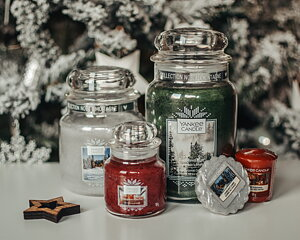 Upptäck Yankee Candles breda sortiment
