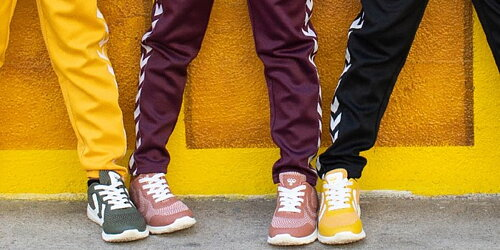 Sneakers och promenadskor i mängder! Ett måste för leksäsongen nummer ett