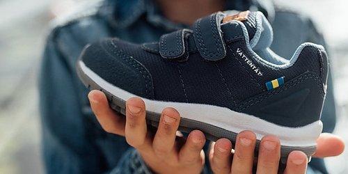 Håll fötterna torra med dessa skor! Perfekt för blött väder