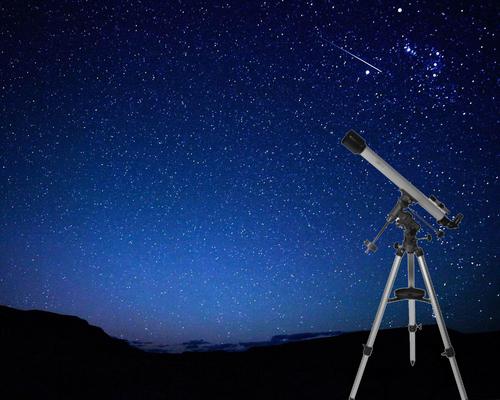 Prisvärt nybörjar teleskop Lotus Teleskop EQ-80 2195:-