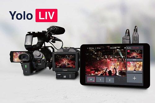 Livestreaming på ett enkelt sätt!