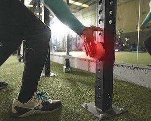 Lummic Reaktion träning Fitness