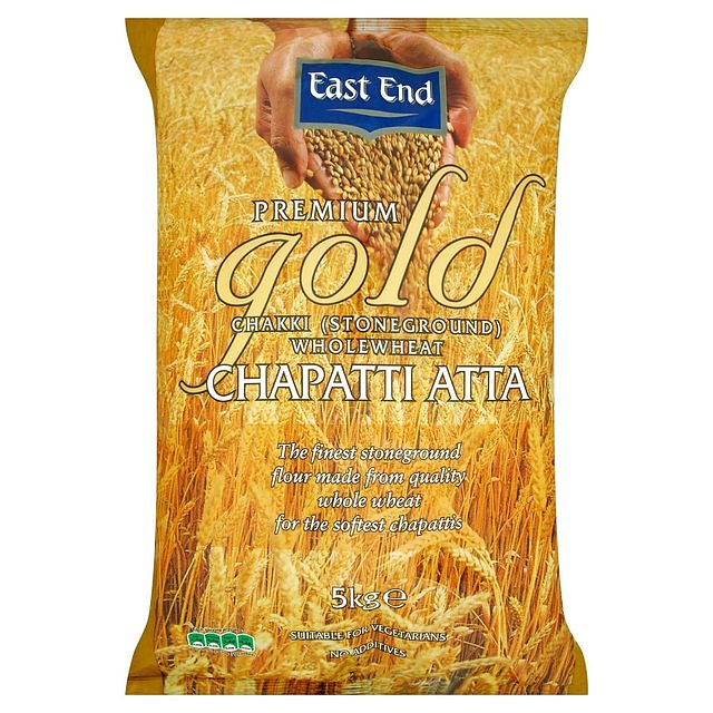 EAST END GOLD ATTA