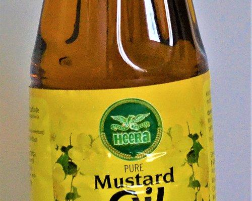 HEERA Mustard Oil 1 liters
