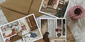 NYTT! Kort och prints av Kajsa Visual