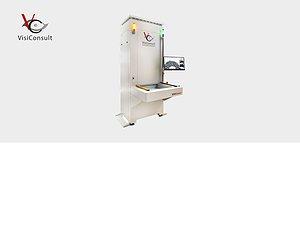 Visiconsult XRH räkna med röntgen alltid rätt lagersaldo