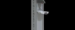MODI Hygienestation Passagekontroll för Coronatider Kontroll och spårbarhet