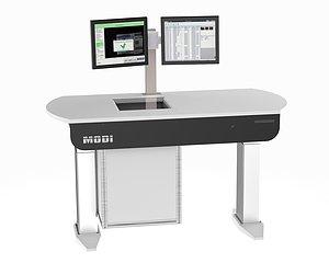 MODI spårbarhetssystem för ankommande gods Slut på felmonterade komponenter Koll på lager och inköp