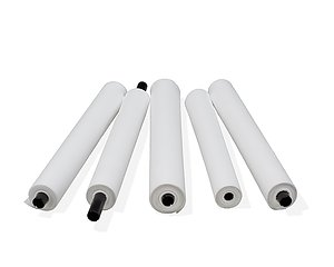 SMT stencil cleaning rolls