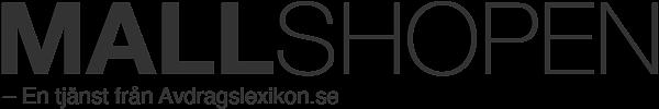 Avdragslexikons webshop