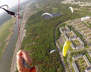 Skyteknik har flyttat till Sveriges finaste hang Till Bohus alperna