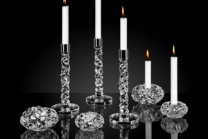Orrefors Carat Inspired by jewels and gemstones