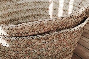 KORGAR  Detaljer till altan & balkong