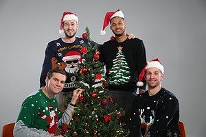 God Jul önskar vi er alla!