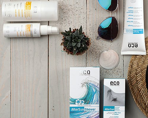 Eco Cosmetics Ekologisk, vegan