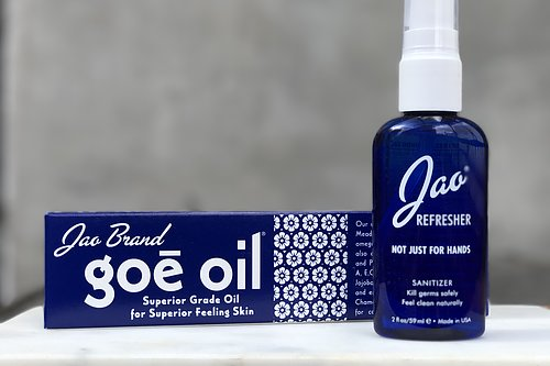 POPULAR NOW Natural Hand Sanitizer & Body Oil from JAO BRAND