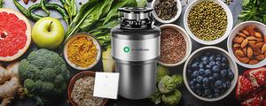 Vi hjälper dig med effektiv och miljövänlig hantering av ditt matavfall.