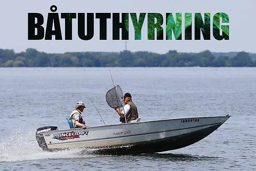 Hyr båt för en dag Från 800kr per dag