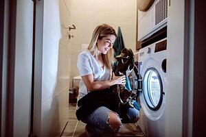 Ett sunt val av rengöringsprodukter För ett renare hem