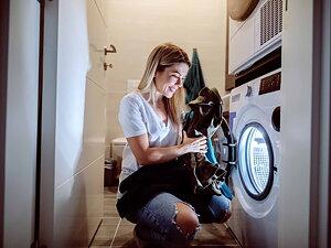 Tvättmedel som räcker länge Storpack med upp till 914 tvättar per förpackning. Handla tvättmedel  →