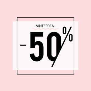 Med upp till -50% på mängder av skor!