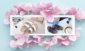 Säkra dig ett par av dom skönaste sandalerna i sommar! 🌤️