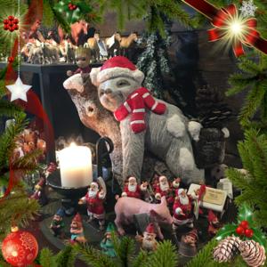 CHRISTMAS TIME Adventkalendrar, tomtenissar & mer juligt Julen närmar sig