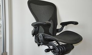 From Europe to Thailand - Herman Miller Aeron Refurbished Free shipping within mainland Thailand We have Aluminum & Graphite plus all sizes in stock + Embody & Mirra