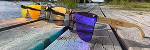 Solglasögon i lager! Alla våra modeller hittar du här