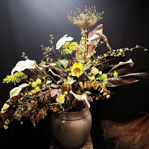 KONSTBLOMMOR  för blomstrande dagar